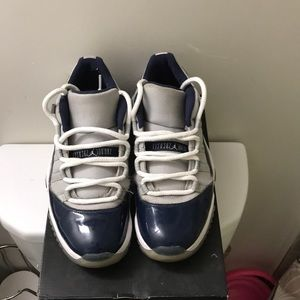 "Air Jordan 11 ""George towns"""